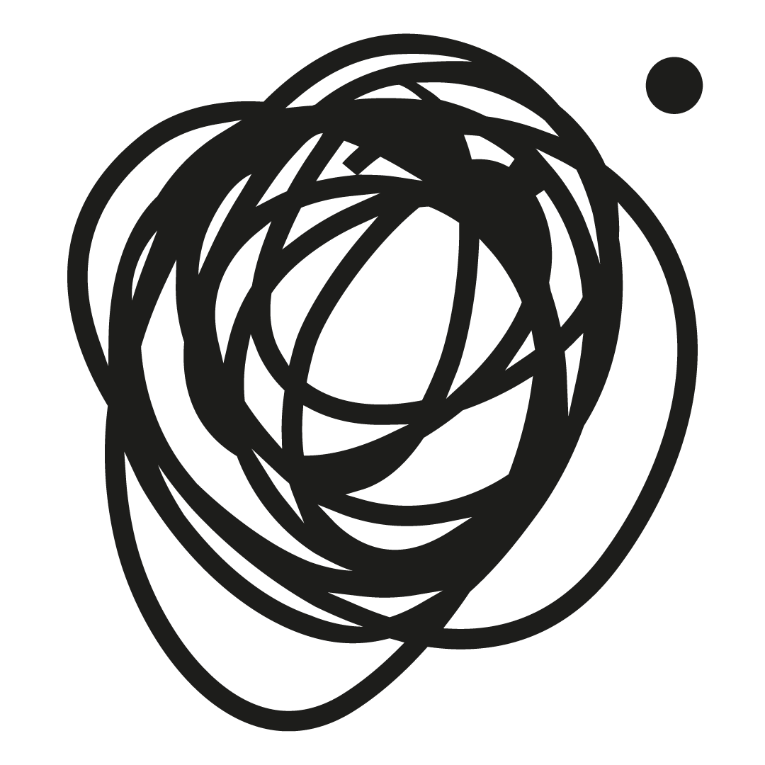 Poni Architects Logo Icon Dark