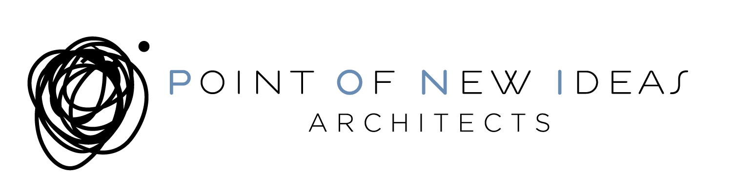 Poni Architects Logo Dark
